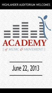 Academy of Music 6-22-2013
